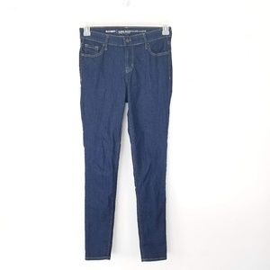 Old Navy super skinnny mid rise jeans Size 2